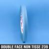 Double face non tissé 160µ 12mm