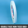 Double face non tissé 80µ 6mm