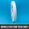 Double face non tissé 80µ 12mm