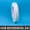 Film double face Permanent / Enlevable 19mm x 50ML