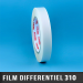 Film double face différentiel 75µ