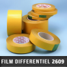 Film double face Permanent / Enlevable 110µ