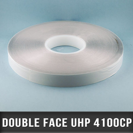 Double face Ultra Haute Performance Ep. 1mm L 19mm