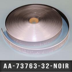 Champignon standard Hotmelt 25mm Noir