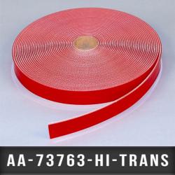 Champignon UHP Acrylique 25mm Transparent