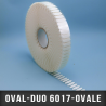 Auto-agrippant Oval Duo paire solidaire