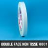 Double face non tissé 80µ 15mm