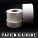 Papier siliconé blanc