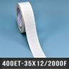 Format de fermeture enlevable 35X12mm