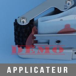 Applicateur pastille largeur utile 60 mm