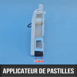 Applicateur pastille largeur utile 30mm
