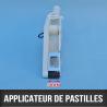 Applicateur de pastilles et étiquettes adhésives