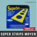 Super Strips moyen ± 35X5mm