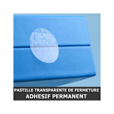 Disc de fermeture Ø25mm Permanent