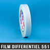 Film double face Enlevable / Enlevable