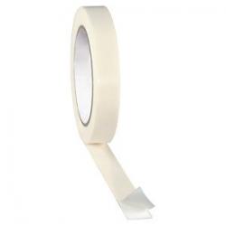 Mousse PE double face adhésives acrylique Ep 1,6mm - Blanc