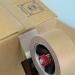 Dévidoir silencieux pour emballage