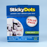 Sticky Dots enlevable