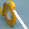 Film double face PVC Blanc 19mm x 50M  Adhésif  acrylique – Epaisseur 280µ