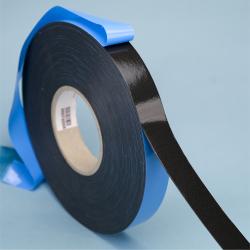 Mousse PE double face adhésive acrylique Ep 0,920mm - Noir