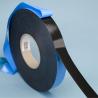 Mousse PE noire double face adhésive acrylique Ep 0,920mm - Noir