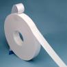 UHP émulsion acrylique 19mm x 33m - Ep 1,1mm BLANC