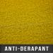 Bande adhésive anti-dérapante jaune sécurité