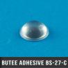 Butée adhésive hémisphérique Ø7,8mm H2,2mm Transparent