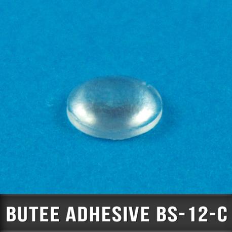 288 Butées adhésives hémisphériques Ø9,5 H 3,8mm