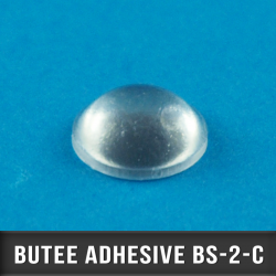242 butées adhésives hémisphériques Ø11,1 H 5,1mm