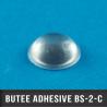 Butée adhésive hémisphérique Ø11,1mm H5,1mm Transparent