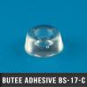 Butées adhésives en creux Ø22,3mm H10,2mm Transparent