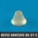 150 Butées adhésives coniques Ø18,3 H14,2mm