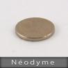Néodyme Ø8mm Ep. 0,65mm