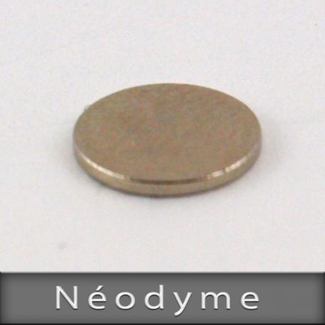 Néodyme Ø22mm Ep. 3mm