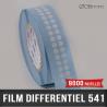 Pastille adhésive différentiel 60µ Ø8mm
