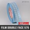 Pastille adhésive double face 92µ Ø10mm