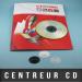 Centreur CD adhésif Plastique
