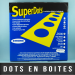 SuperDots™ léger ± Ø8/12mm