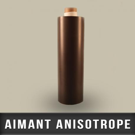 Anisotrope neutre super aimanté