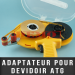 Adaptateur transfert 6mm