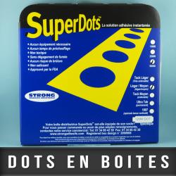 SuperDots™ léger moyen ± Ø8/12mm