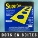SuperDots™ moyen ± Ø8/12mm