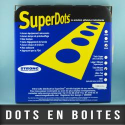 SuperDots™ moyen ± Ø8/12mm