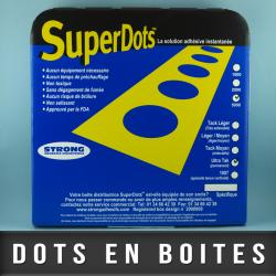 SuperDots™ Ultra ± Ø8/12mm