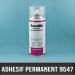 Spray adhésif permanent