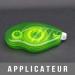 Applicateur à usage unique