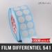 Pastille adhésive différentiel 60µ Ø25mm