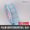 Pastille adhésive différentiel 60µ Ø30mm