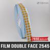 Pastille adhésive double face 280µ Ø10mm